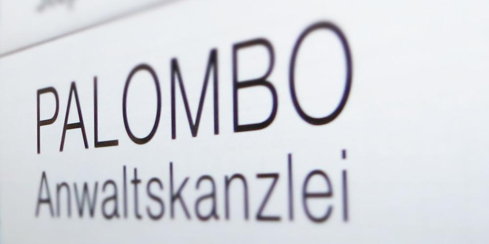 PALOMBO Anwaltskanzlei Kompetenz und persönliche Betreuung